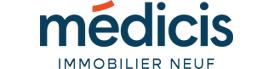 Logo de Médicis Immobilier Neuf