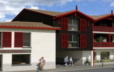 Biganos centre-ville et proche école