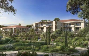 Aix-en-Provence résidence au calme Saint Mitre