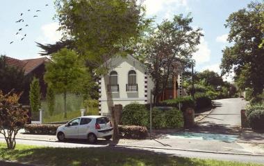Arcachon quartier Saint Elme
