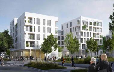 Bondy nouveau quartier Rives de l'Ourcq