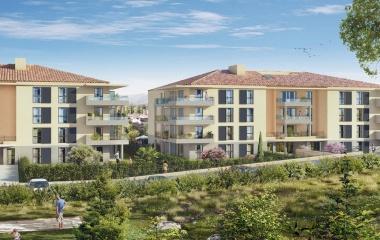 Brignoles secteur résidentiel proche centre-ville