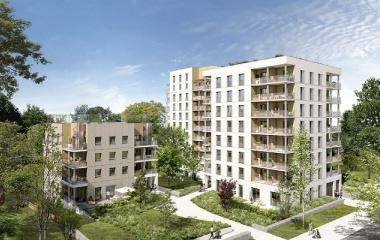 Nantes quartier Erdre Porterie