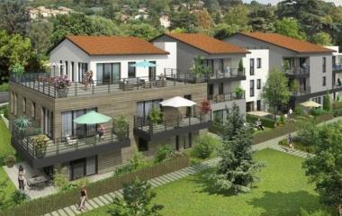Collonges-au-Mont-d'Or quartier résidentiel