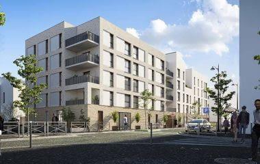 Évry-Courcouronnes écoquartier proche RER D