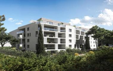 Marseille 10 Mauriac résidence 37 logements