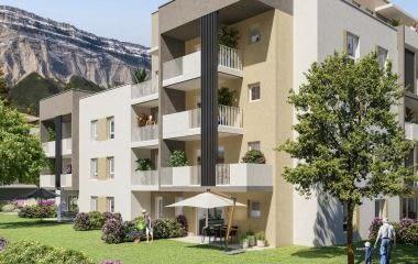Montbonnot-Saint-Martin résidence seniors