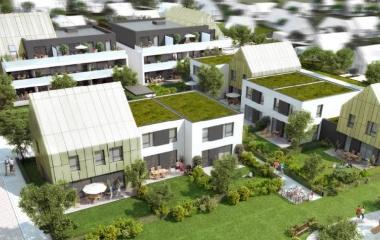 Mundolsheim nouveau quartier du Parc
