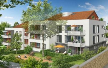 Neuville-sur-Saône centre-ville à 500 mètres