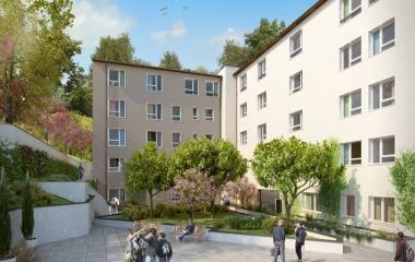 Rouen résidence étudiante