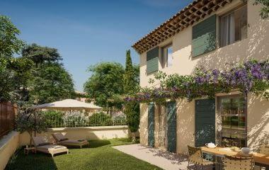 Saint-Rémy-de-Provence en plein coeur du village