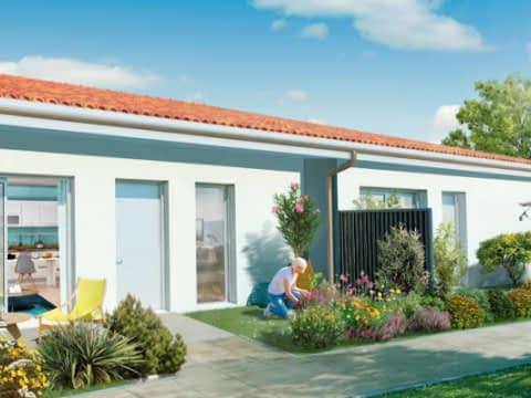 Programme immobilier neuf Martillac à 7min du centre