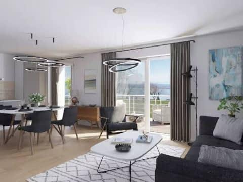 Programme immobilier neuf Messery à proximité des commodités