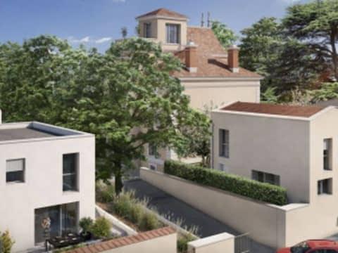 Programme immobilier neuf Neuilly-Plaisance hypercentre