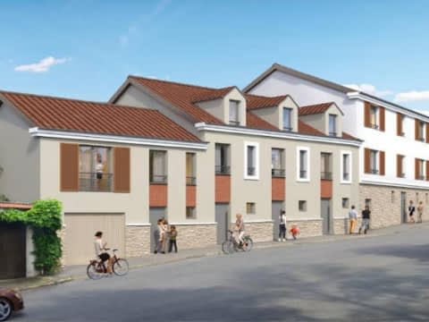 Programme immobilier neuf Savigny-sur-Orge proche de la gare
