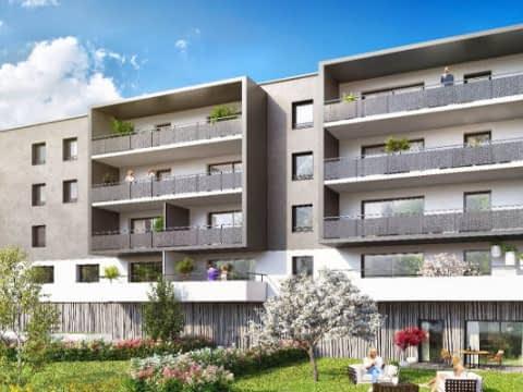 Programme immobilier neuf Thonon-les-Bains proche commodités