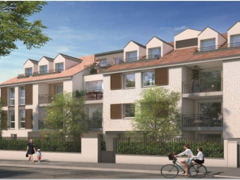 Programme immobilier neuf Villemomble proche du cœur de ville