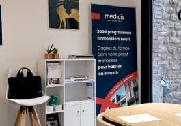 Agence Médicis Immobilier Neuf Poissy