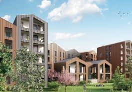 Immobilier neuf à Bordeaux 33000 : 54 programmes neufs