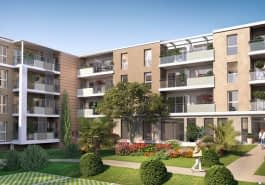 Investissement locatif Censi Bouvard à Fréjus 83600 : 1 programmes neufs