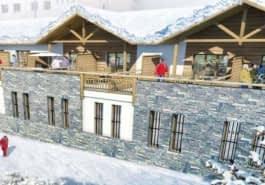 Investissement locatif LMNP à La Salle les Alpes 5240 : 2 programmes neufs