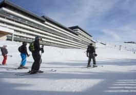 Résidences de Tourisme à la Montagne à Saint-Jean-de-Belleville 73440 : 0 programmes neufs