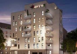 Immobilier neuf à Lyon 69000 : 62 programmes neufs