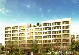 Résidences Étudiantes à Lyon 07 69007 : 1 programmes neufs