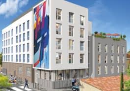 Résidences Étudiantes à Marseille 05 13005 : 1 programmes neufs