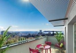 Immobilier neuf à Marseille 13000 : 82 programmes neufs