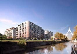 Résidences Étudiantes à Mulhouse 68100 : 1 programmes neufs