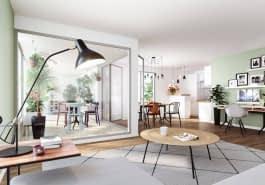 Immobilier neuf à Nantes 44000 : 108 programmes neufs