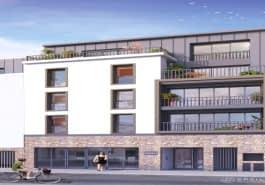 Immobilier neuf à Nantes 44000 : 39 programmes neufs