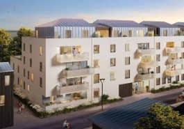 Immobilier neuf à Nantes 44000 : 33 programmes neufs