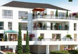 Immobilier neuf à Nantes 44000 : 123 programmes neufs