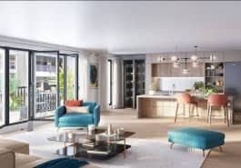 Immobilier neuf à Paris 75000 : 22 programmes neufs