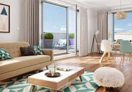 Immobilier neuf à Rennes 35000 : 22 programmes neufs