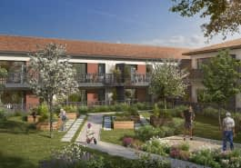Investissement locatif LMNP à Saint-Alban 31140 : 1 programmes neufs