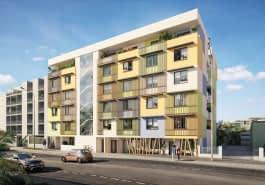 Résidences Étudiantes à Saint-Denis 97400 : 1 programmes neufs