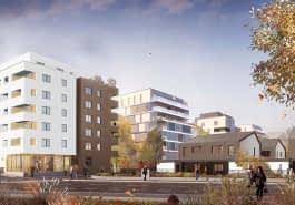 Investissement locatif LMNP à Schiltigheim 67300 : 1 programmes neufs