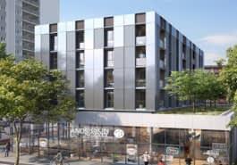 Investissement locatif Censi Bouvard à Strasbourg 67000 : 3 programmes neufs