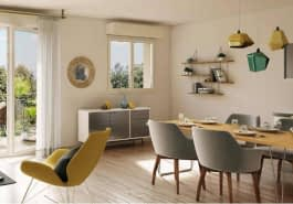 Investissement locatif LMNP à Toulon 83000 : 1 programmes neufs