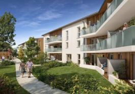 Résidence Seniors à Toulouse 31000 : 1 programmes neufs
