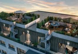 Immobilier neuf à Villenave-d'Ornon 33140 : 18 programmes neufs