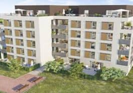 Investissement  locatif en Loi Pinel à Villeurbanne 69100 : 24 programmes neufs