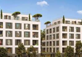 Immobilier neuf à Villeurbanne 69100 : 21 programmes neufs
