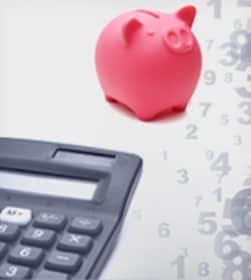 Les calculettes financières