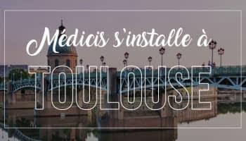 Médicis Immobilier Neuf s'installe à Toulouse