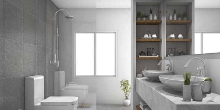Immobilier neuf : la douche est-elle obligatoire ?