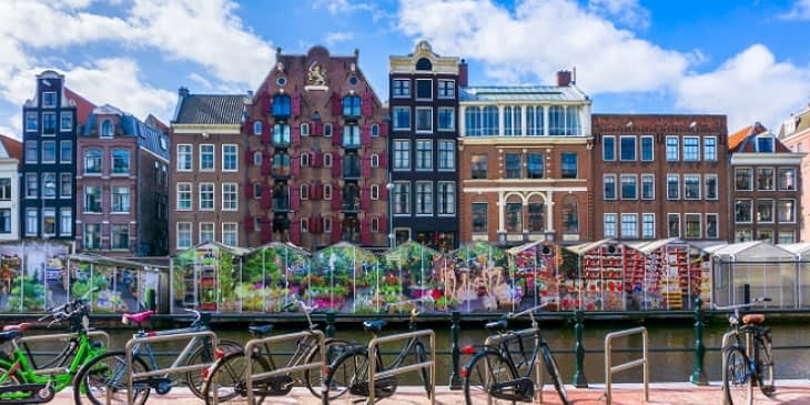 Smart City : l'intelligence collective pour réinventer la ville d'Amsterdam